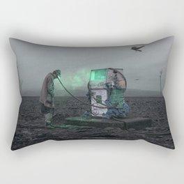 Recharge Your Mind Rectangular Pillow
