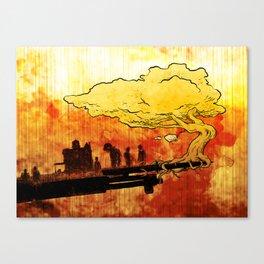 Celebrating Malick Canvas Print