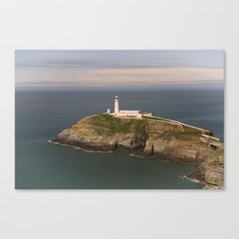 The South Stack Lighthouse Canvas Print