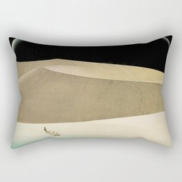 Utopian Tide Rectangular Pillow