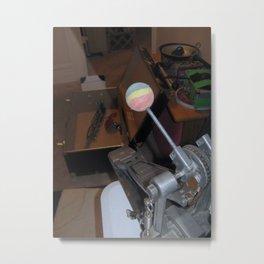 One Man's Trash, Part II Metal Print