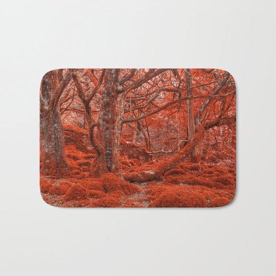 Ruby Moss Forest Bath Mat