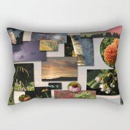 Natural Wonders 2 Rectangular Pillow