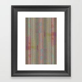 Autotune 5 Framed Art Print