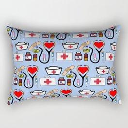 Cootie Shot Rectangular Pillow