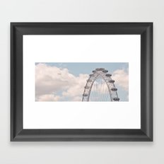 wheely small plane... Framed Art Print