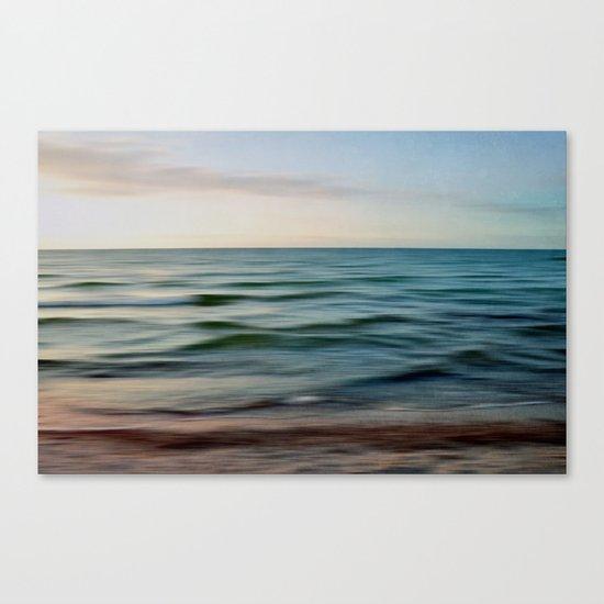 Sea of Love Canvas Print