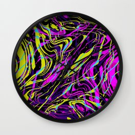 Surprise Party for any Occasion Wall Clock
