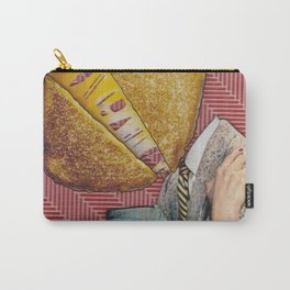 Grilled Cheese Love No. 28 Carry-All Pouch