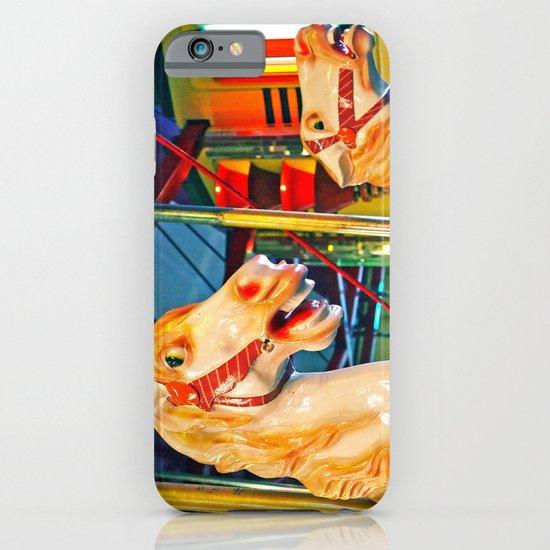 Carousal racers iPhone & iPod Case