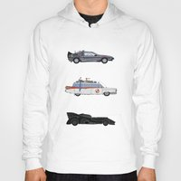 cars Hoodies featuring Sweet Cars by PG79