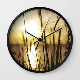 No shades needed Wall Clock