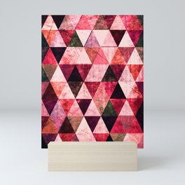 Abstract #807 Mini Art Print