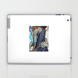 Stained Glass Witch Laptop & iPad Skin
