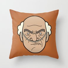 Faces of Breaking Bad: Hector Salamanca Throw Pillow