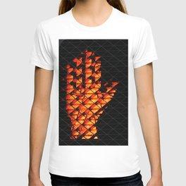 Pedestrian Stop Signal T-shirt