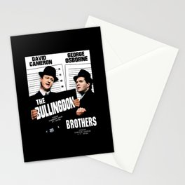 the Bullingdon Brothers Stationery Cards