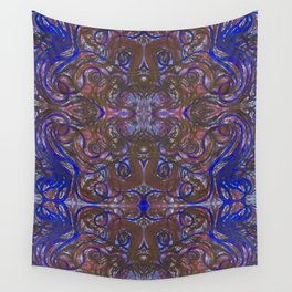 The Foreign Spirit Wall Tapestry