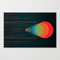 The Nova Canvas Print