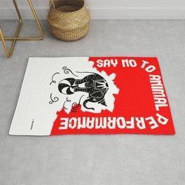 Say NO to Animal Performance - Elephant Rug