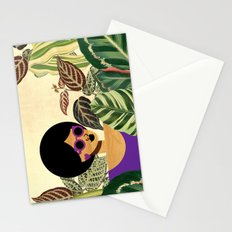 Bayou Girl IV Stationery Cards