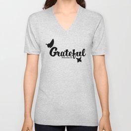Grateful Unisex V-Neck