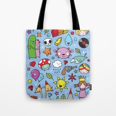 Everything is going to be OK #3 Tote Bag
