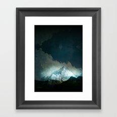 SEQUENCE4 Framed Art Print
