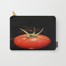 Tomato and Reflection Carry-All Pouch