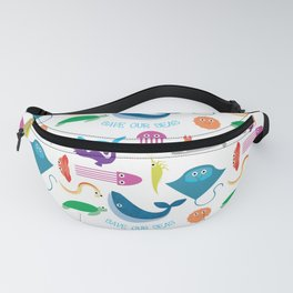 Save Our Seas Fanny Pack