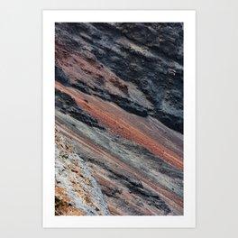 Surface #4 Art Print