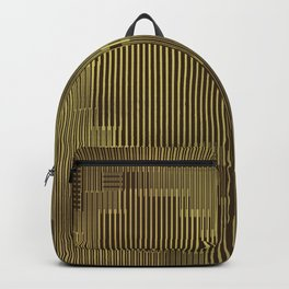 Maria's 24 Carat Abstract Backpack