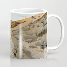 Cottonwood Canyon State Park Coffee Mug