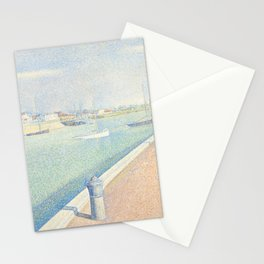 The Channel of Gravelines, Petit Fort Philippe Stationery Cards