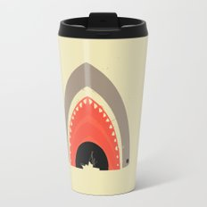 Great White Bite Travel Mug