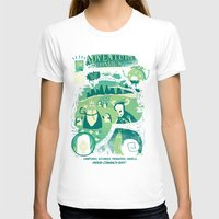 comics T-shirts featuring Adventure Comics by jublin