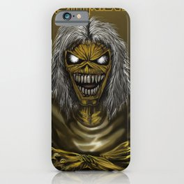 iron maiden album 2021 katrin12 iPhone Case