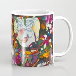 """""""I Am Large, I Contain Multitudes"""" Coffee Mug"""