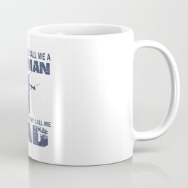 Lineman Dad Coffee Mug