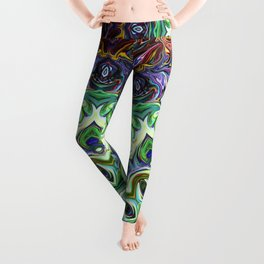 Kaleidoscope #1 Leggings
