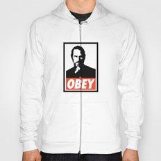 Obey Steve Jobs Hoody