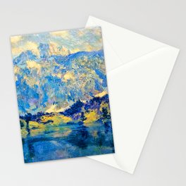 Guy Rose High Sierra Stationery Cards