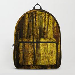 Forest Fuzz Backpack