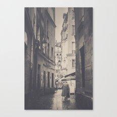 Nostalgie Canvas Print