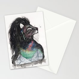 Realis the Aurora Lion. Stationery Cards