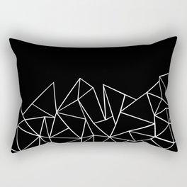 Ab Peaks Rectangular Pillow