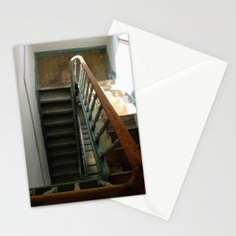 Brussels Stairs Stationery Cards