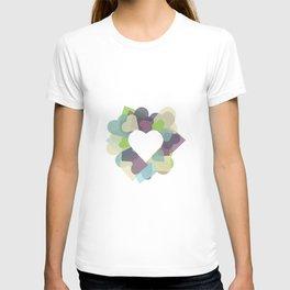HEART HEART T-shirt