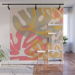 Tropical Wishes Wall Mural