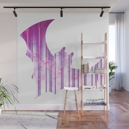 whisps and strands Wall Mural